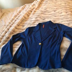 Blazer Jacket Royal Blue